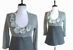 Floral Empire Sweater | Flickr - Photo Sharing!