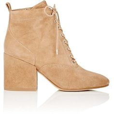 9260ca44b89fd5 Sam Edelman Women s Tate Suede Ankle Boots ( 89) ❤ liked on Polyvore  featuring shoes