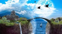 Dream World – Friday's Free Daily Jigsaw Puzzle - click to play it now!