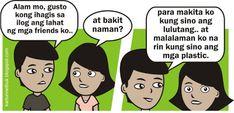 Be True Alam Mo Na Yun! Ang Pagtanda Live in the Moment Emosyon Sinagip ng Is. Hugot Lines Tagalog Funny, Awkward Yeti, Happy Birthday Wishes Cards, Dalian, Kids Story Books, Bare Bears, Cute Quotes, Comic Strips, Good News