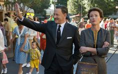 """""""Saving Mr. Banks"""" Two-time Academy Award®–winner Emma Thompson and fellow double Oscar®-winner Tom Hanks topline Disney's """"Saving Mr. Banks,"""" inspired by the extraordinary, untold backstory of how Disney's classic """"Mary Poppins"""" made it to the screen. It may inspire you to finally let go of the last shreds of the painful past you have clinging to in lieu of really living. Saving Mr. Banks is a story of hope and liberation. It can be your story too. Click the pic for more. PS: Take tissues."""