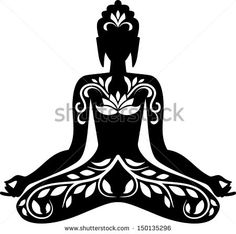 Silhouette of Buddha in lotus positionClick the link now to find the center in you with our amazing selections of items ranging from yoga apparel to meditation space decor!