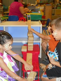 Learning with Ramps and Blocks
