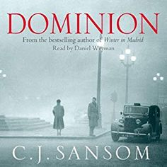 An Audiobook. Excellently read, great voices and accents really gave it depth. Exciting and intruging - a really fabulous idea of alternate history, what if the UK surrended to Germany in An excellent novel. Churchill, Philip Roth, Cj Sansom, Cgi, Tracy Chevalier, Books To Read, My Books, Roman, Alternate History