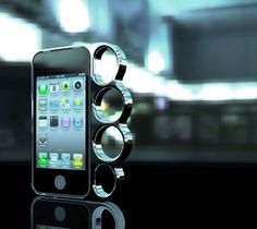 Knucklecase for iPhone
