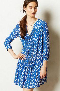 Maeve Galina tunic dress #anthropologie