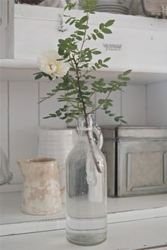 Romantiska Hem: Blommor