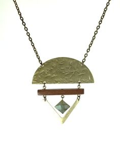 The Trivo Necklace by JewelMint.com, $36.00