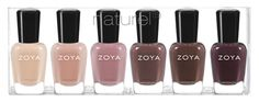 Press Release: Zoya Naturel 3 Collection