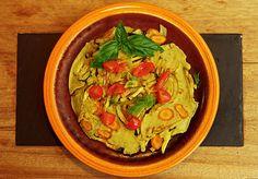 In diesem herzhaften Olivenblätter-Pfannkuchen entfalten nahrhaftes Olivenöl und gesundheitsfördernde Olivenblätter ihre typischen Aromen und einzigartigen Heilkräfte.