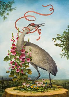 Birds of America: Admit One Kevin Sloan