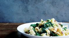 Pasta with Anchovy Butter and Broccoli Rabe Recipe | Bon Appetit