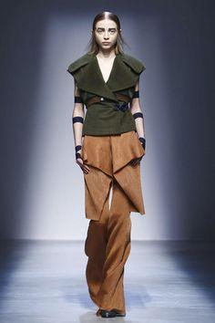 Masha Ma Ready To Wear Fall Winter 2015 Paris - NOWFASHION