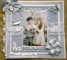De kaarten van ons Mam: ...Love.. Heritage Scrapbook Pages, Vintage Scrapbook, Friend Scrapbook, Shabby Chic Cards, Bird Cards, Vintage Cards, Scrapbooking Layouts, I Card, Making Ideas