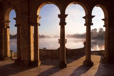 A stunning view across Hever Castle's majestic lake #yourKentstory