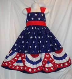 068c64c9518 Patriotic Pinwheels Sun Jumper Custom Size by mom2rtk on Etsy 4th Of July  Outfits