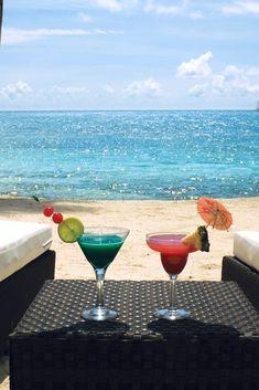 The resort is hidden on a quiet slice of the Dominican's La Romana coastline. #Jetsetter