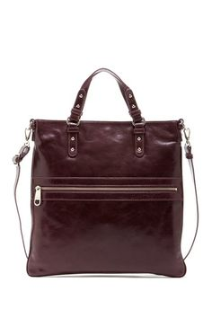 Badgley Mischka makes a bag that fits your laptop, iPad, wallet and ideas.