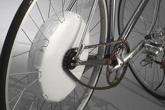 Smart Wheel Turns Any Bike into an Electric Bike