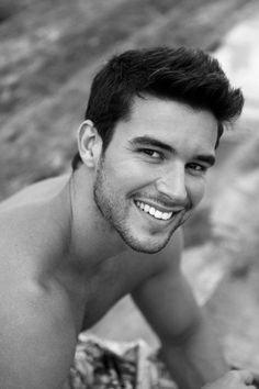 Bernardo Velasco. A smile is the most attractive quality in a person