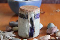 Vintage Japanese-Style Stoneware Mug. via Etsy.
