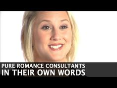 Pure Romance Consultants in their own words!!!! If you have ever thought about being a Pure Romance consultant, WATCH THIS!!!!! Then Click here and go to join today!!! www.kaseycasto.pureromance.com