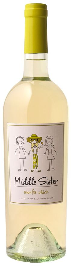 All of the Middle Sister Wines to go in the wine closet