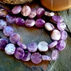 Yummy collection of gemstone beads only at DragonflyBeadsStudio!