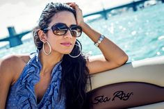 Boating style and elegance.