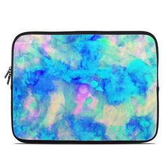 Laptop Sleeve - Electrify Ice Blue | DecalGirl