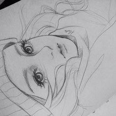 2b pencil... #pencil #sketch #manga #anime #artist #art #draw #drawing #artwork #girl #