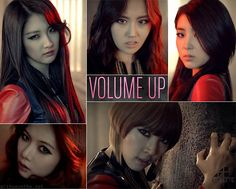 4minute Volume Up MV screencap http://mithunonthe.net/2012/04/09/4minute-volume-up-album-review/ #4minute #koreangirls #kpop