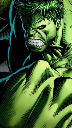 Hulk by Dale Keown...