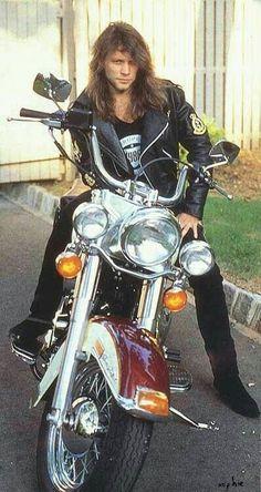 Jon Bon Jovi #rock #motor #80's