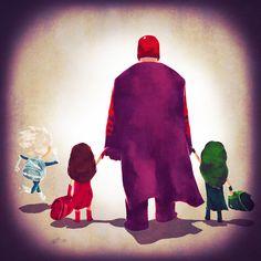 Famílias da Marvel - Magneto