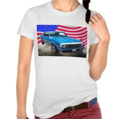 Camaro Stripes Toddler T-Shirt Sons of Gotham Chevy