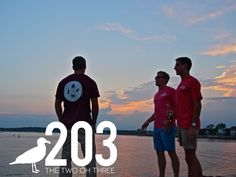 Sunset in the 203 in Connecticut is the best kind of sunset, if we do say so ourselves. It's even better with a 203 lifestyle unisex tank or a crewneck, so you can rep your hometown while you enjoy the beautiful sunset.