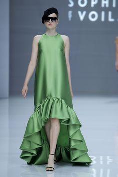 Sophie et Voilà. Elegant Dresses, Beautiful Dresses, Casual Dresses, Summer Dresses, African Maxi Dresses, Latest African Fashion Dresses, Moda Minimal, Couture, Tiered Dress