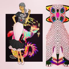 Arte mexicana #alebrije #womanRM