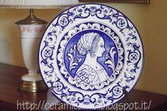 Ceramic Plates, Ceramic Art, Decorative Plates, Diy Home Interior, Talavera Pottery, Art Decor, Decoration, Earthenware, Plates On Wall