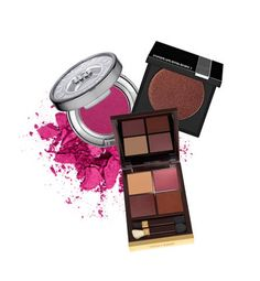 "Hazel: Unexpected ""You can really underscore the brilliance of hazel eyes with burgundy or rust, but be sure you stick with a shimmer finish for the most ideal appearance,"" Barose said. Or, he recommended the boldest of bold eye shadow hues—deep fuchsia—as an eye score for hazel beauties. SHOP NOW: Urban Decay Eyeshadows in Woodstock, $18; Make Up For Ever Diamond Shadow in Diamond Brown, $20; Tom Ford Beauty Eye Color Quad in Burnished Amber, $75"
