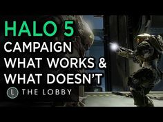 Halo 5 Guardians: What Works and What Doesn't - The Lobby