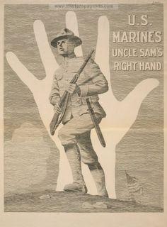 Examples of Propaganda from WW1   American WW1 Propaganda Posters Page 163
