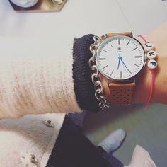 Guten Morgen und einen feinen Start in den Dienstag ️  #accessories #accessory #armcandy #balber #balbertime #bracelet #details #goodmorning #gutenmorgen #instafashion #jewelry #letterbracelet #myview #ootd #tiffany #uhr #uhren #watch #watches #watchesofinstagram