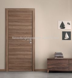 Veneer Interior Flush Wooden Doors With Invisible Hinges Photo, Detailed about Veneer Interior Flush Wooden Doors With Invisible Hinges Picture on Alibaba.com.