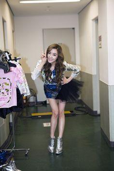 SNSD Girls' Generation Tokyo Dome concert 09/12/2014 Tiffany