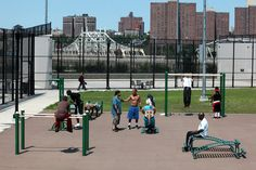 New York Introduces Its First Adult Playground - NYTimes.com