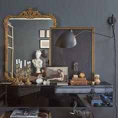 Roseland Greene: mirrors