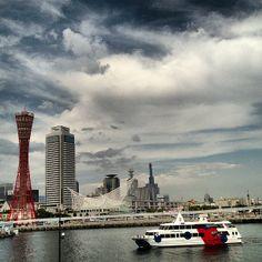 神戸ハーバーランド (Kobe Harborland)