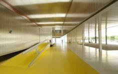 MGM Arquitectos || Centro de Lectura de la Universidad Pablo de Olavide (Sevilla, España) || 2011
